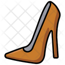 High Heel Shoe Bridal Shoe Icon