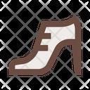 Shoe Heel Shoes Icon