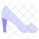 High Heel High Woman Icon