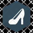 High Heel Shoes Sandal Icon