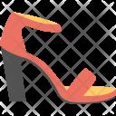 High Heel Sandal Icon