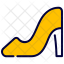 Heels High Shoes Icon