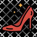 Shoe High Heels Icon