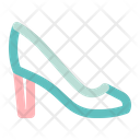 High Heels Shoes Women Icon
