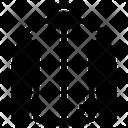 High Neck Turtleneck Sweatshirt Icon