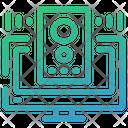 Audio Sound Smart Icon