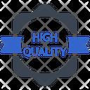 High Quality High Quality Icon