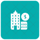 High rise building Icon