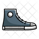 High Sneakers Icon