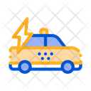 High Speed Taxi Icon