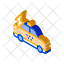 Taxi Travel Transportation Icon