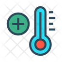 Thermometer Weather Temperature Icon