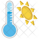 Summer Hot Summer Hot Atmosphere Icon