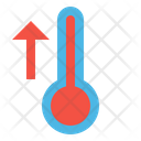 Temperature Thermometer Weather Icon