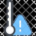High Temperature High Temperature Icon