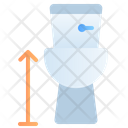 High Toilet Icon
