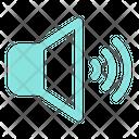 Speaker Audio Full Icon