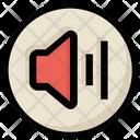 Social Volume Sound Icon