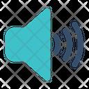 Volume Speaker High Icon
