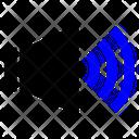 Volume Bicolor Speaker Sound Icon