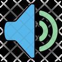 Volume Sound High Icon