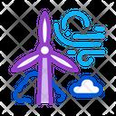 High Wind Energy Icon