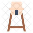 Highchair Chair Baby Icon