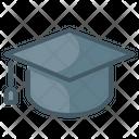 Higher Education University Graduate Icon
