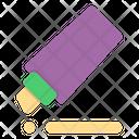 Highlighter Marker Education Icon