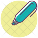 Highlighter Marker Pointer Icon