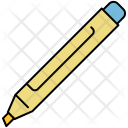 Highlighter Pencile Marker Icon