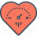 Highly Heart Pressure Icon