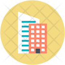 Highrise Building Tower Icon