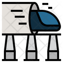 Highspeed Train Icon