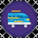 Highspeed Transportation Icon