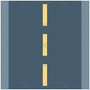 Highway Path Road Icon