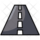 Roadway Route Highway Icon