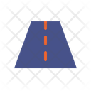 Land Highway Road Icon