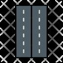 Road Way Highway Icon
