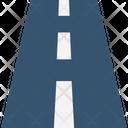 Highway Passage Path Icon