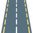 Highway Road Road Intersection Icon