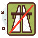 Highway End Icon