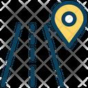 Highway Location Icon