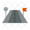 Highway Map Road Map Road Icon