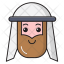 Muslim Hijab Girl Icon