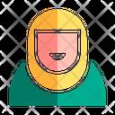 Hijab Woman Muslim Icon