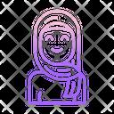 Hijab Icon