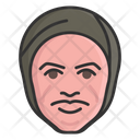 Hijab Girl Icon