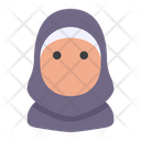 Hijab Islamic Muslim Icon