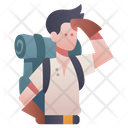 Character Rpg Adventure Icon